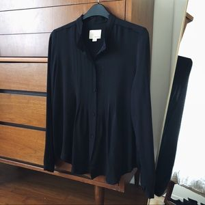 Band of Outsiders black button down